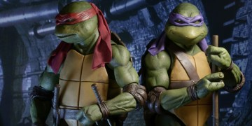 Raph is looking very nice next to Donny. Image Source: NECA.