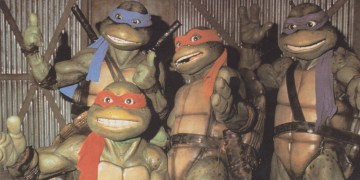 Could we see another TMNT movie like this from Paramount any time soon? Image Source: Set of Teenage Mutant Ninja Turtles (1990)