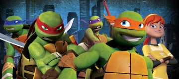 Nickelodeon's Teenage Mutant Ninja Turtles may be nearing its end, but that doesn't mean the franchise has no future. Image Source: Nickelodeon.
