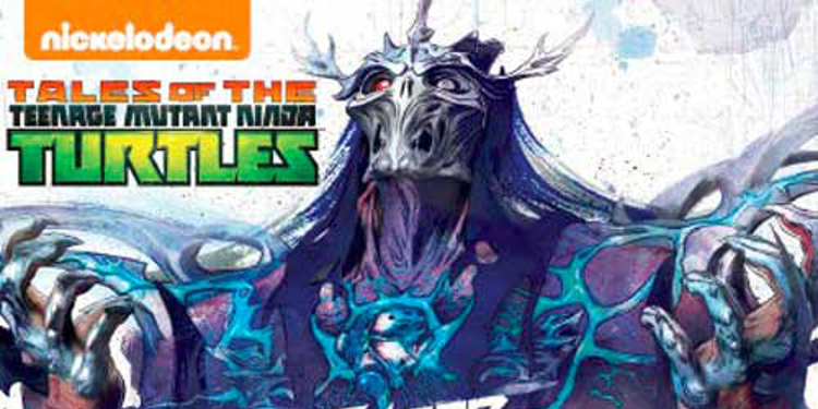 Nickelodeon Announces Tales Of The Tmnt Super Shredder Dvd