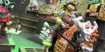 If you thought Samurai Turtles were the best thing Playmates would announce at Toy Fair this year, think again! Image Source: Pixel Dan, Playmates Toys.