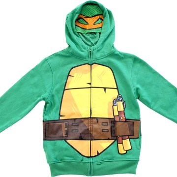 56bd1f23119  48.00 Buy product · Ninja Turtles Boys Green Costume Hoodie