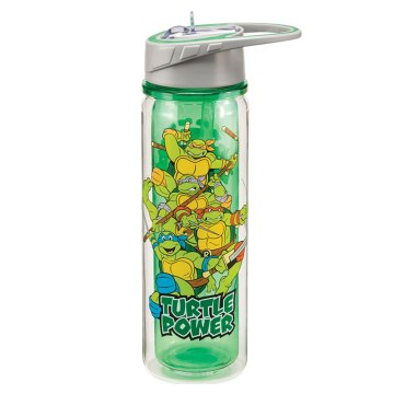 Ninja turtles Turtle Power Sports Water Bottle