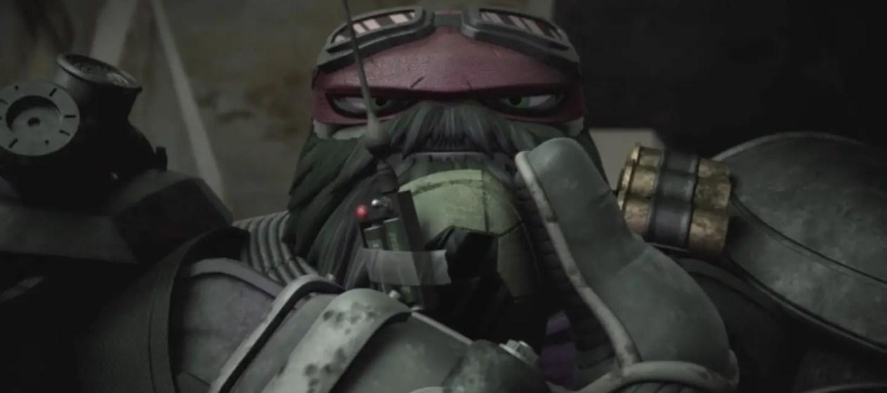 Tmnt Raphael Mutant Apocalypse Review Teenage Mutant Ninja Turtles Fan Site