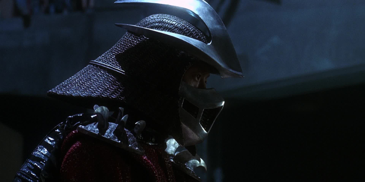 Neca Plans Shredder And Foot Clan Figures Based On 90 S Tmnt Movies