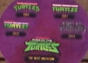 This Rise of the TMNT logo comes via promotional material found at BLE 2017 and posted on the Technodrome forums. Image Source: Technodrome user SS Kakarot.