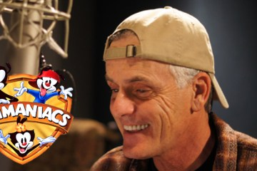 Rob Paulsen made a name for himself with his roles on Animaniacs, prompting some to wonder whether or not he will reprise his characters in the new reboot on Hulu. Image Source: notesontheroad.com.