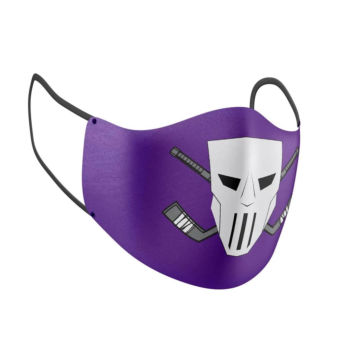 Ninja Turtles Tmnt Casey Jones Face Mask Teenage Mutant