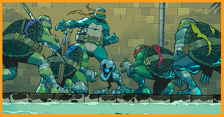 Top 5 Revelations From Season 2 Finale Of Nickelodeon S Tmnt