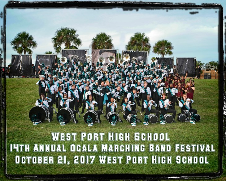 The 14th Annual Ocala Marching Band Festival Photos