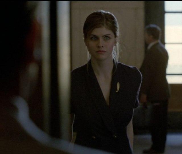 Alexandra Daddario In True Detective