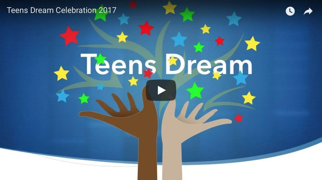 Teens Dream Celebration 2017 Captured by Live Stream Here!