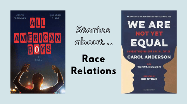 Stories about race relations