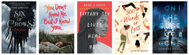 YA Books with Low or No Romance – Teen Services Underground