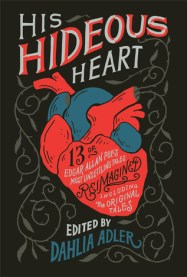 His hideous heart book cover