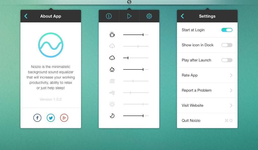 noiz.io-productive apps