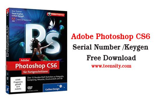 adobe photoshop cs6 keygen serial number