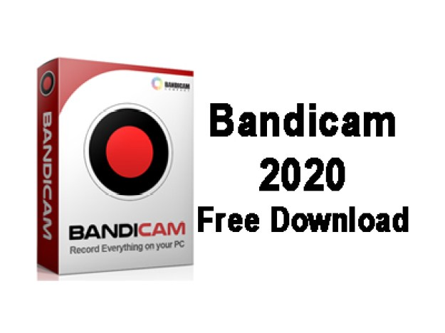 Bandicam 2020 free download
