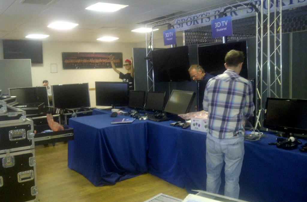 TeenTech goes live at the KC Stadium