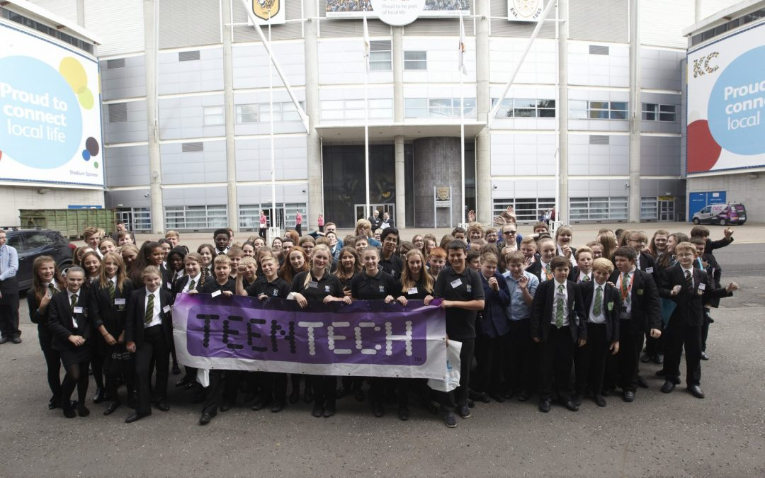 TeenTech Events 2016 – come and join us!