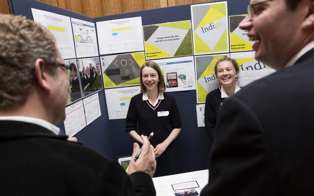 TeenTech Award entries – four weeks to go!
