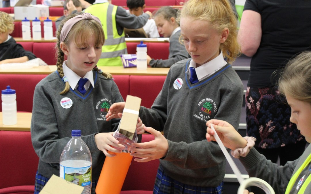 TeenTech City of Tomorrow in Leicestershire Primary Schools