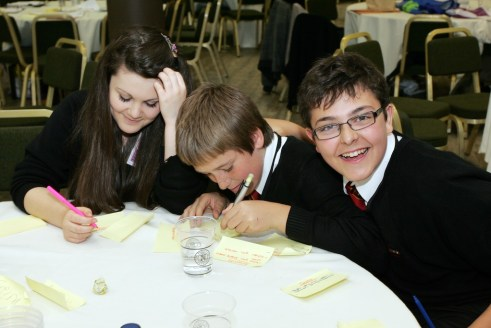TeenTech event at Newbury Racecourse 28/06/13