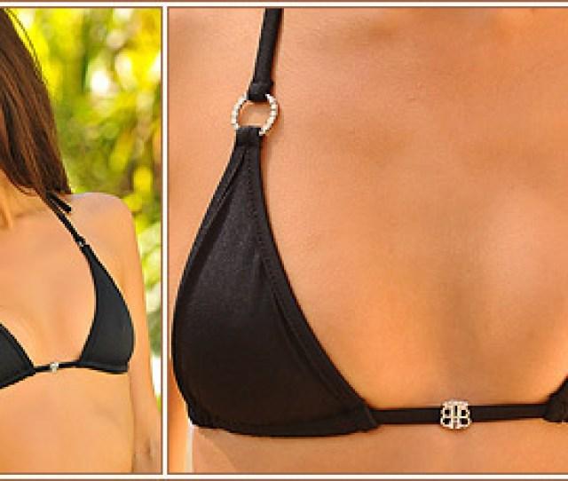 Classic Triangle Top Bikini