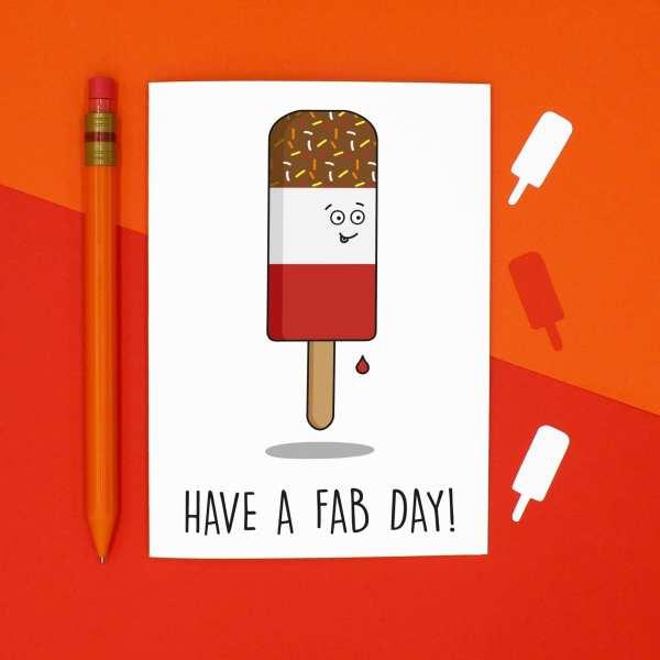 Graduation Card, Funny Pun Card, Fab Lolly Card, TePe Creations, Confetti Card, Well Done Card, Congratulations Card, Blank Greetings Card, Cute Birthday Card, Anniversary Card, Wedding Day Card, Blank Birthday Card, Funny Birthday Card