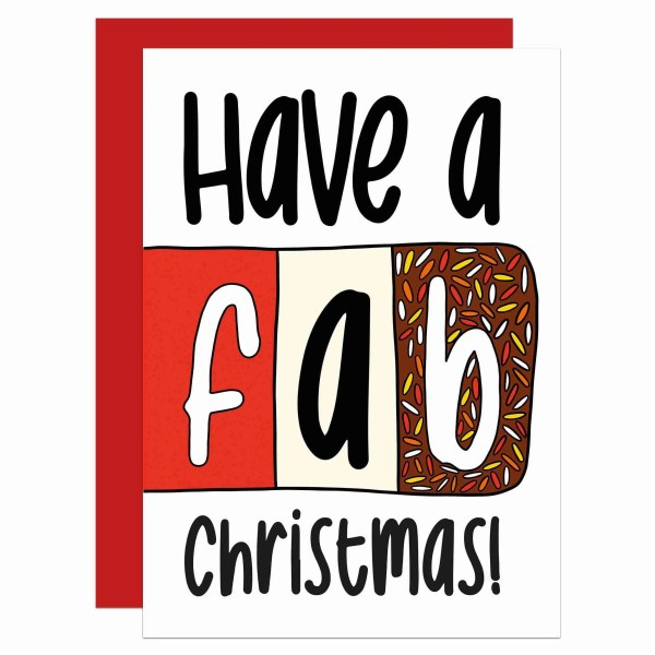 Merry Christmas Card, Funny Greetings, Cute Illustration, TeePee Creations, Confetti Card, Summer Theme, Fab Lolly Pun, Fabulous Joke, Sweet Tooth Pop, Ice Cream Drawing, Have Great Day, Foodie Gift, Adorable Holidays