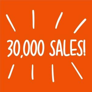 30,000 Sales Image