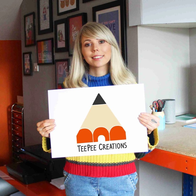 teepee creations logo toni pilling image