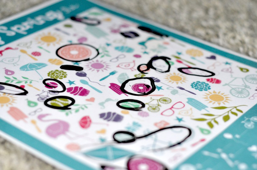 Free I Spy Spring Printable Game