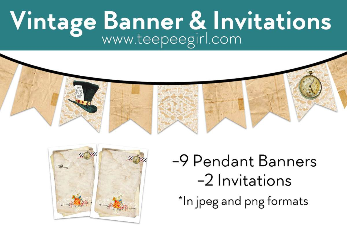 Free Banners & Invitations