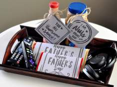Free Father's Day gift tags