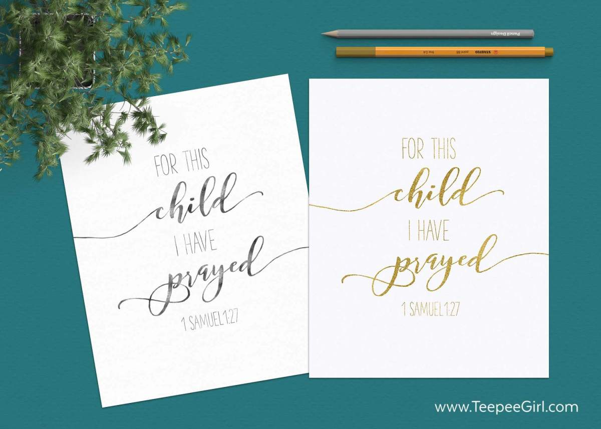 5 Unexpected Things I Learned Through Adoption (+ a FREE Printable!)