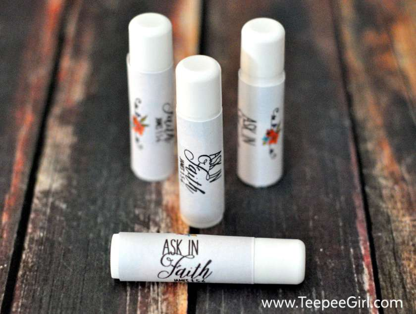 These free Young Women chapstick covers are perfect for the 2017 theme and make awesome and inexpensive gifts! Get it today at www.TeepeeGirl.com.