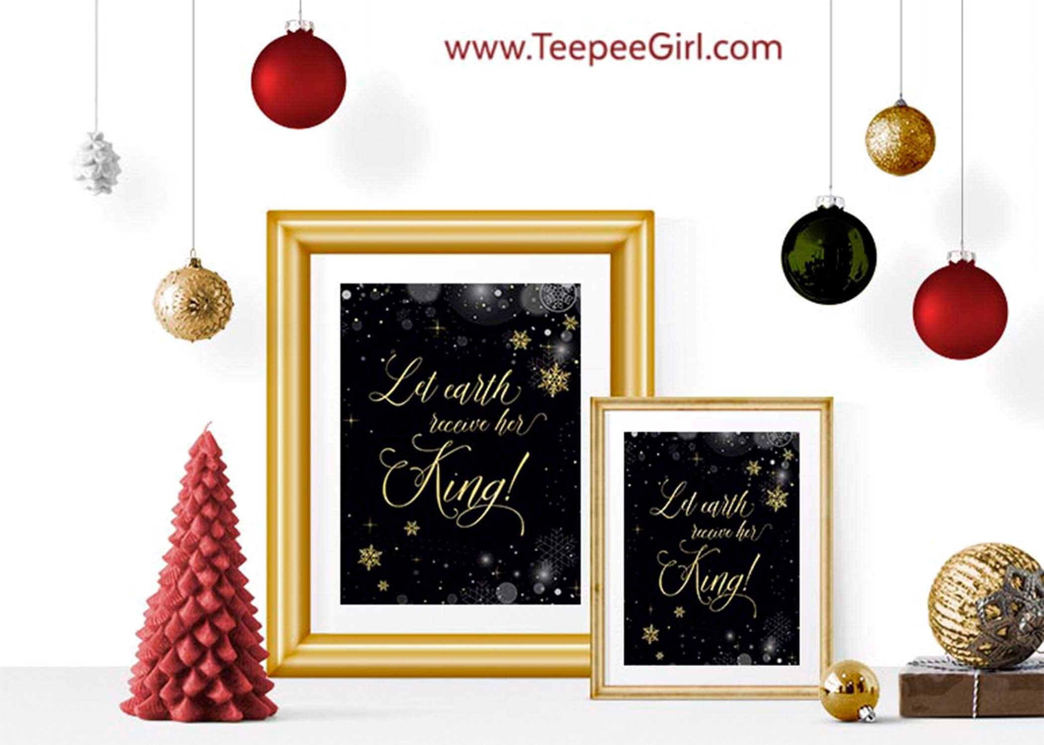 free christmas printable this free christmas printable is the perfect addition to your christmas decor paired with an