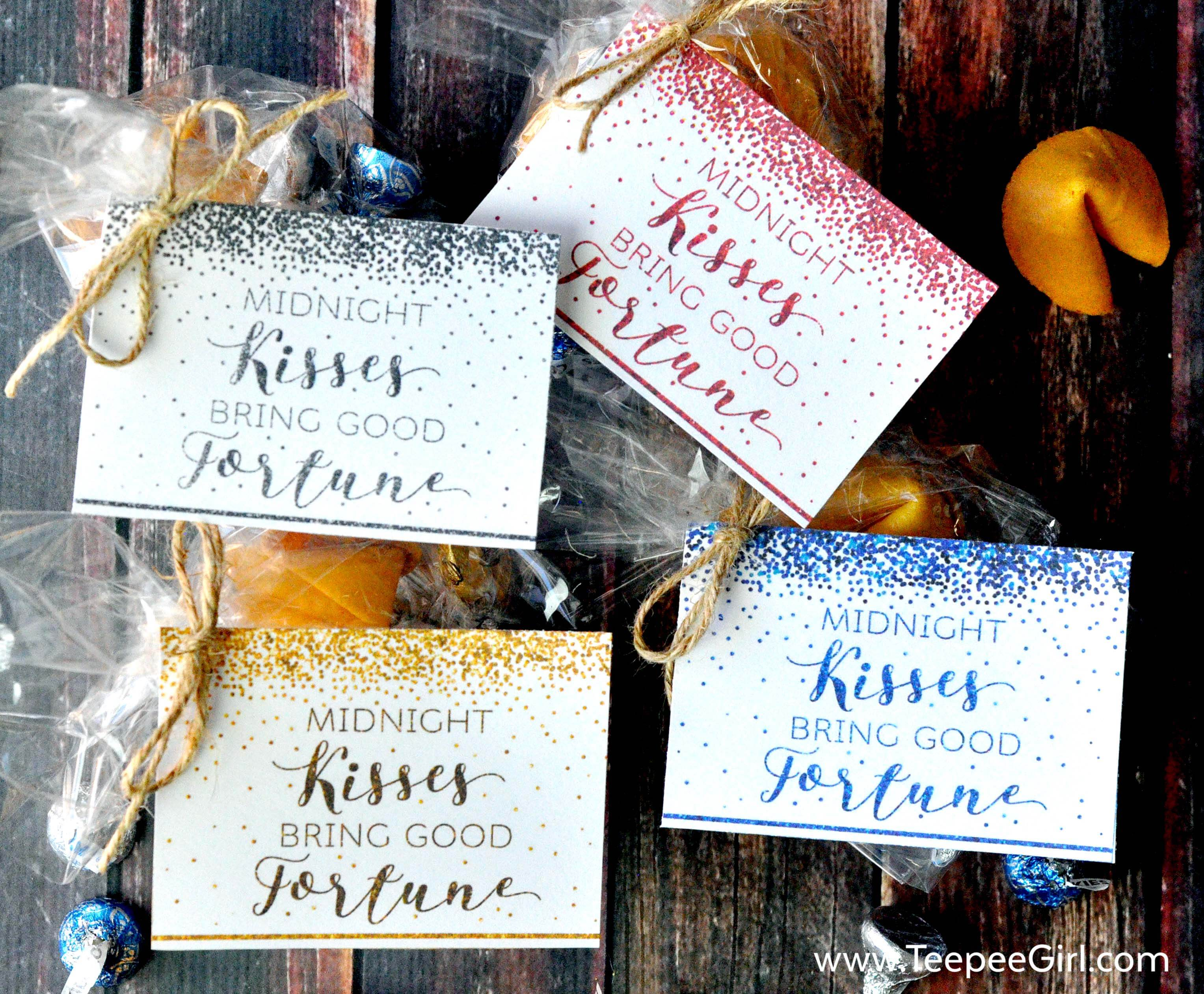 Free New Years's Eve Printable