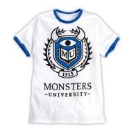 Monsters University White T-Shirt