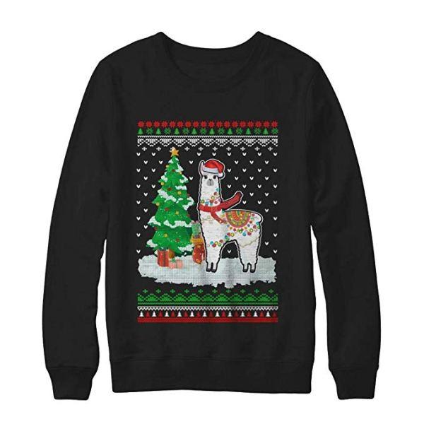 Santa Hat Ugly Christmas t shirt