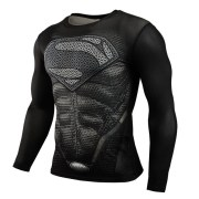 3D-Superman-Spiderman-Punisher-T