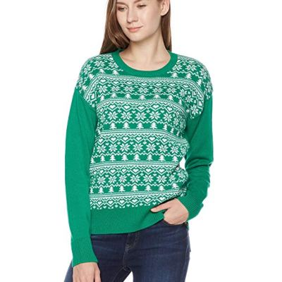Ugly Design Fairisle Unisex Sweater