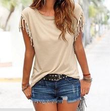 5XL-Plus-Size-2018-Women-s-T-Shirt-Summer-Top-Tassel-T-Shirt-Solid-Short-Sleeve.jpg_220x220