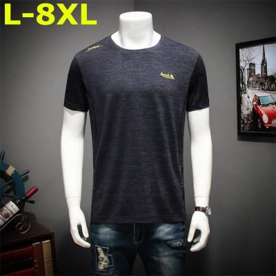 9XL-8XL-big-size-2018-Fashion-Summer-T-Shirt-Male-Short-Sleeved-Male-City-Bulb-Light_19