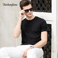 Baishanglinna-Short-Sleeve-Tee-Shirt-Homme-Casual-O-Neck-T-Shirt-Men-2018-Spring-Summer-New.jpg_220x220
