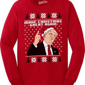 Make Christmas Great Again Sweater