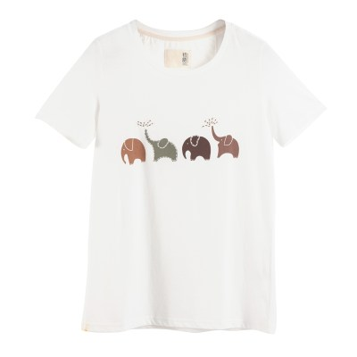 Toyouth-Kawaii-Elephant-Printed-T-Shirt-Women-Summer-Animal-Short-Sleeve-Tshirts-Harajuku-White-T-Shirt_23