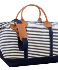 Weekender Navy Stripes