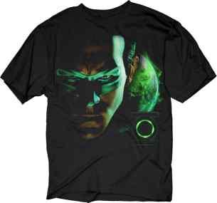 Green Lantern T-Shirts